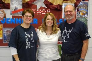 Mrs. Snyder, Jennifer A. Nielsen, Mr Graber